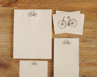 Bicycle Stationery Collection Set