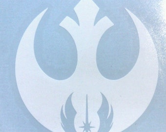 Jedi /Rebel Alliance decal