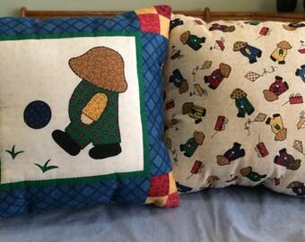 Doll Pillow, Overall Bill