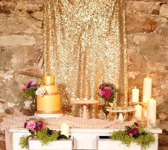 Gold Sequin Background Gold Sequin Backdrops Sequin