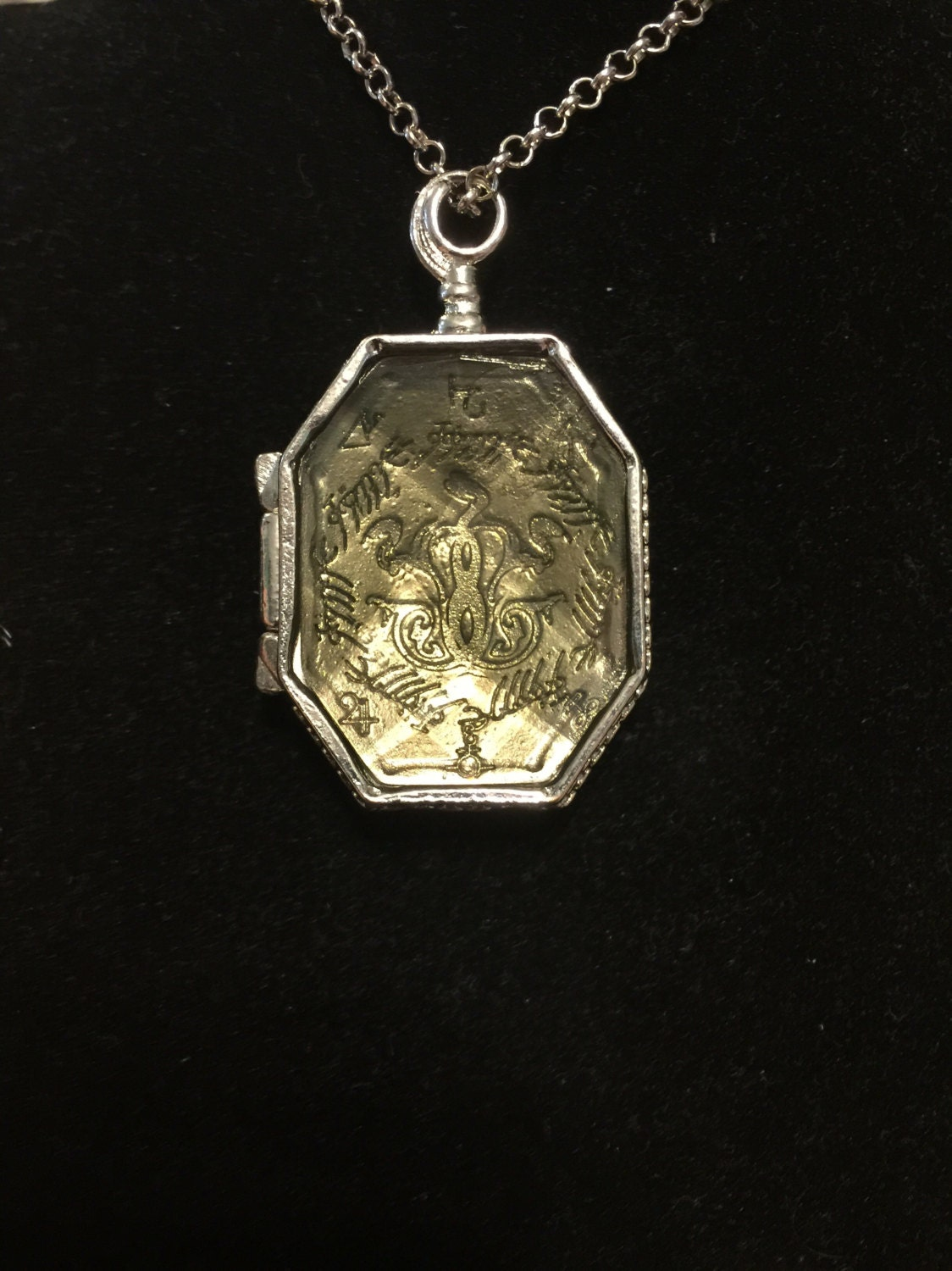 horcrux lord voldemort locket necklace harry by
