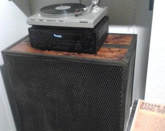 custom speaker encloser
