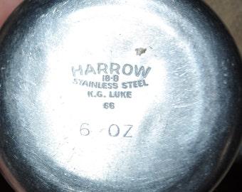 MILK JUG  Harrow Stainless Steel