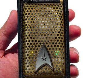 inspired Star Trek Communicator trekkie iphone 4 4s iphone 5 5s iphone 5c iphone 6 & iPhone 6 Plus gear for iphone cases phone covers