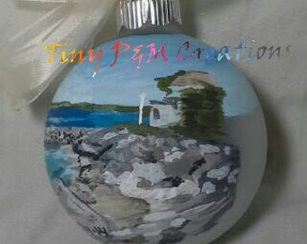 Scenic View Ornament