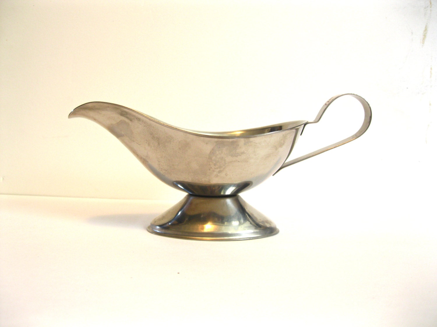 Century Plywood Reduced Price Silver Creamer Gravy Pourer Haute Juice