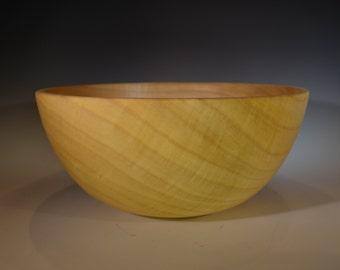 Curly ash salad bowl (SB-14)