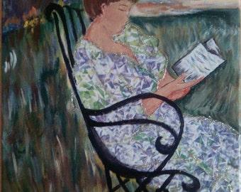 Repro - Tulouse Lautrec - Misia Sert