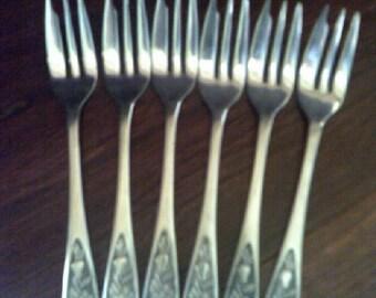 Yax Cake Forks