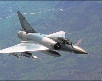 24x36 Poster; Dassault Mirage 2000