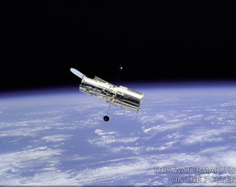 24x36 Poster; Hubble Space Telescope 2