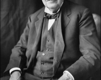 24x36 Poster; Thomas Alva Edison C.1922