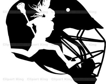 Premium Lacrosse clipart, vector graphics, digital clip art, digital images