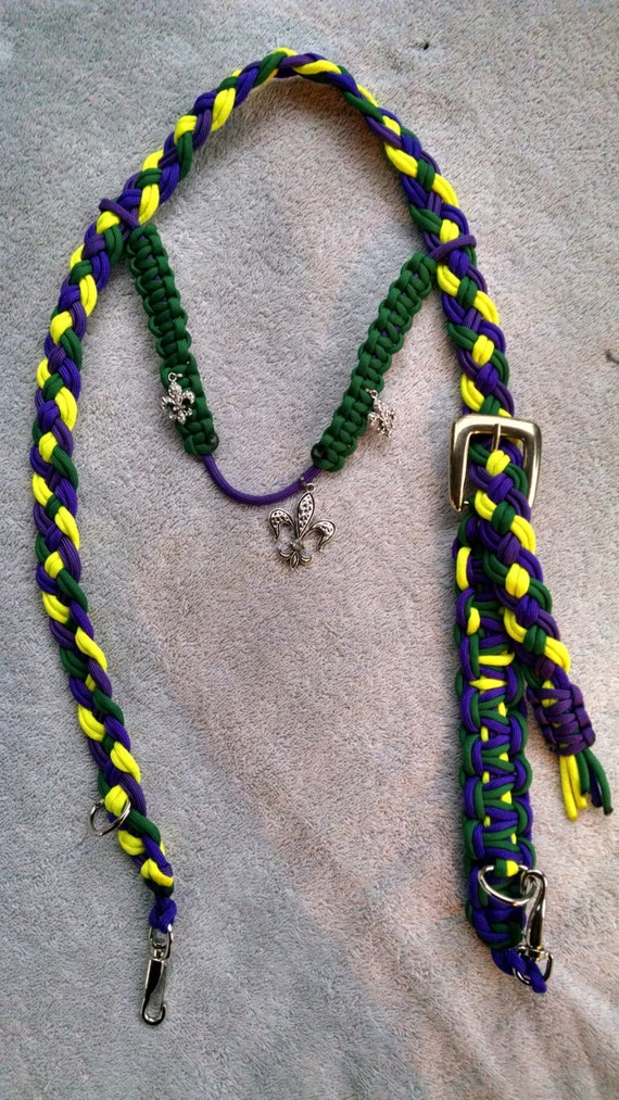 Horse tack paracord bridle standard by gypsysequineparatack for Paracord horse bridle
