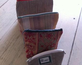POUCH // BEAUTY CASE // Borsina handmade