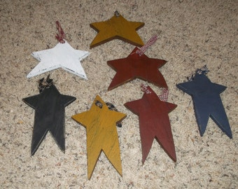 Primitive Stars with homespun