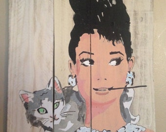 Holly Golightly & Cat