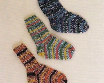 Knitted Ribbed Socks Pattern Baby & Kids Forever Jacquard Plymouth Yarn Design Studio, Knitted Socks, Hand Knit Socks, Knit Sock Pattern