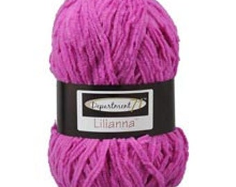 Yarn - Department 71 Lilianna - Peony