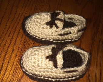 Little Guy Boat Shoes