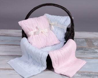 Set for Twins 2xblankets+2xpillows OEKO-TEX®, twins,babygift,blankets-for-twins,summer-blankets,pram-blankets,baby-blankets,kids-blankets
