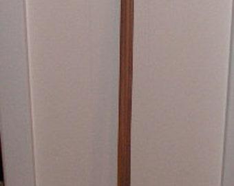 """1/4"""" Walnut Dowel Rod"""