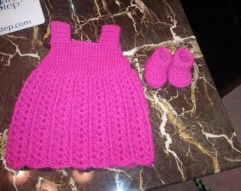 Baby Jumper Dress