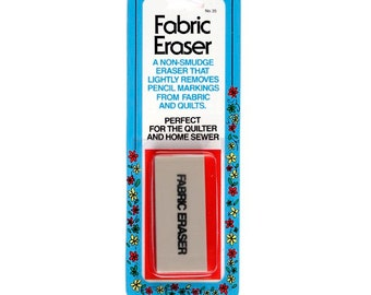 Fabric Eraser by Collins Item # W-35