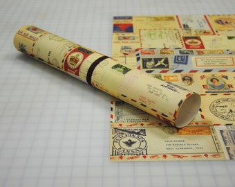 Airmail Envelopes Paper by Cavallini