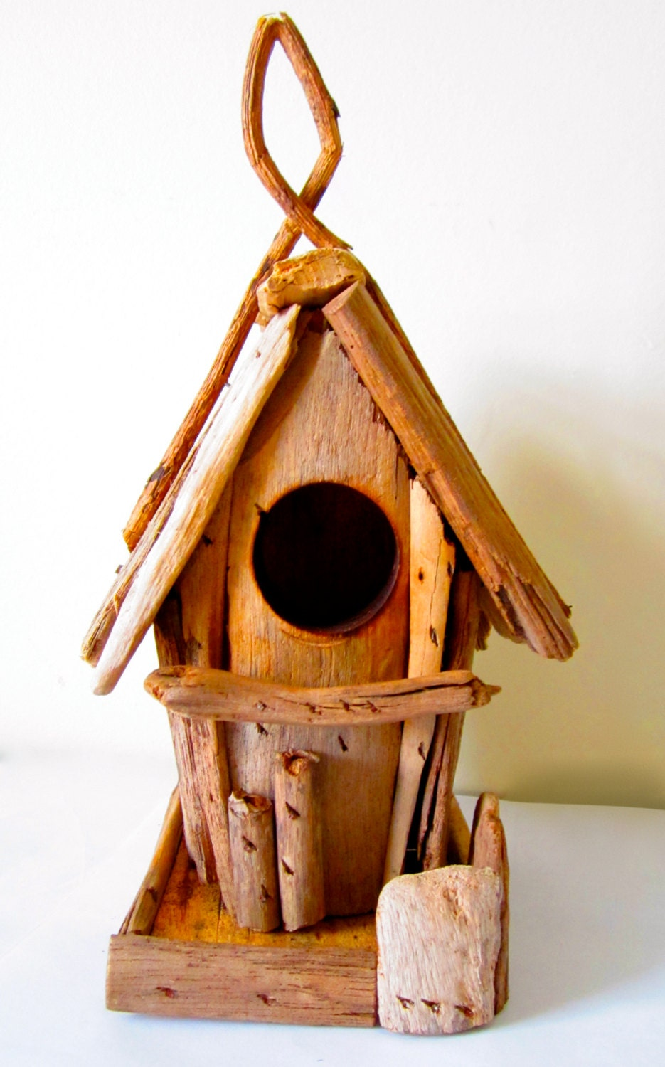 Driftwood Birdhouse Driftwood Home Decor Wooden Home Decorators Catalog Best Ideas of Home Decor and Design [homedecoratorscatalog.us]