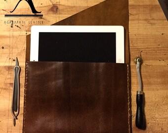 Agarapati Leather Ipad Case