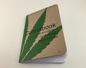 Cannabook Cannabis Tasting Journal