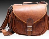 Steampunk Leather Camera Bag Leather Purse Women shoulder bag crossbody Satchel Women Handbag Messenger Bag