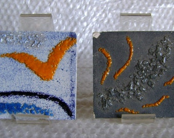 ceramic and glass