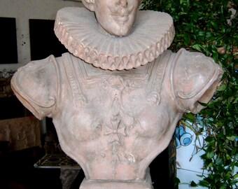 terracotta bust Renaissance