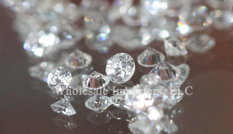 0 01 Carat Round Loose Diamonds Wholesale Priced By