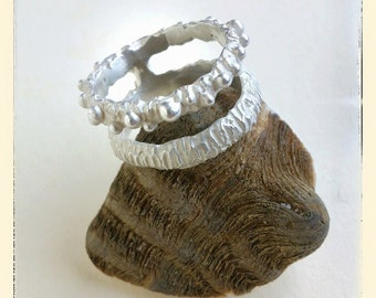 Silver/Silver 925 Ring Ring