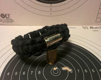 Paracord Bracelet with a 9mm socket