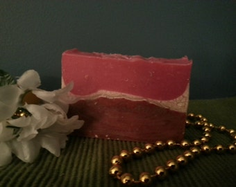 Peppermint Candy Soap