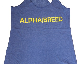 Alpha Breed Classic Racerback Workout Tank