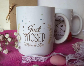 mug custom pacs