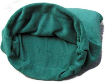 "Sm 24""X24"" Forrest Polar Fleece Snuggle Bed"