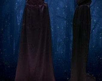 Cloak  wiccan Cape witch