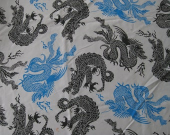 Dragon Board Shorts Fabric
