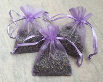Set of Three Lavender Sachet