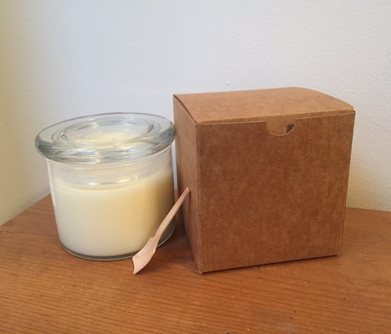 10 oz Scented Body Butter Soy Candle