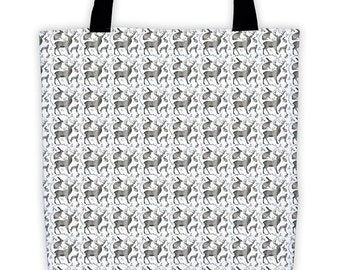 Woodland Creatures Tote