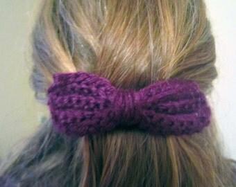 Cute Bow barrette