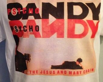 JESUS AND MARY Psychocandy shirt