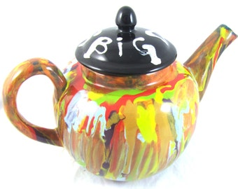 Tea Pot by bigd0gg Art (2011 Collection)